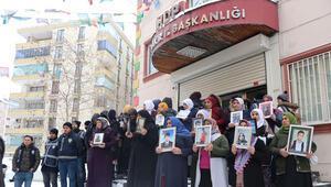 HDP önündeki eylemde 164üncü gün
