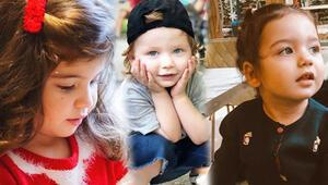 Haftanın en ünlü bebeği/çocuğu hangisi
