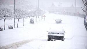 Malatyada kar yağışı hayatı olumsuz etkiledi