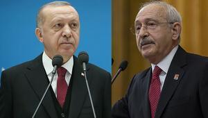 Son dakika haberler: Cumhurbaşkanı Erdoğandan, Kılıçdaroğluna 500 bin liralık tazminat davası