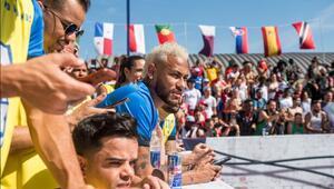 Red Bull Neymar Jr's Five heyecanı Türkiye'yi saracak