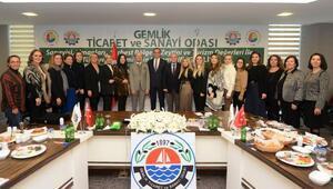 TOBB Bursa KGK Başkanı Saygın: Türkiyenin daha çok kadın girişimciye ihtiyacı var