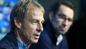 Hertha Klinsmann defterini kapattı
