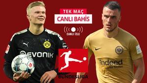 Erling Braut Haalandı Misli.comda CANLI İZLE Dortmundun iddaa oranı...