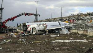 Yardımcı pilotun şüpheli sıfatıyla ifadesi alındı