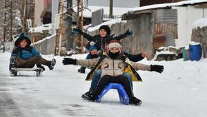 Bugün hangi illerde okullar tatil edildi 14 Şubat bugün okullar tatil mi