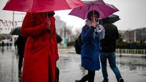 Yarın hava nasıl olacak Kar ve yağmur yağacak mı 14 Şubat il il hava durumu tahminleri