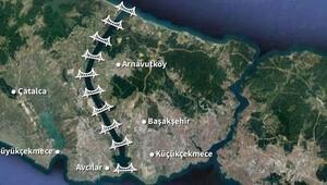 İBBden Kanal İstanbul başvurusu