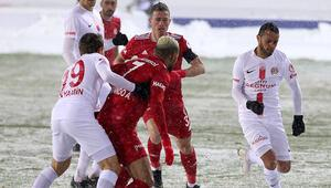 Sivasspor 1-1 Antalyaspor