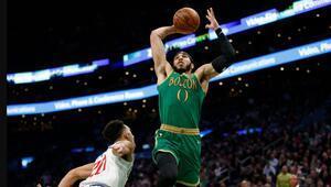 NBAde gecenin sonuçları | Celtics uzatmalarda kazandı