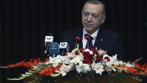 Cumhurbaşkanı Erdoğan: Barış planı diye yutturulan plan bir işgal projesidir
