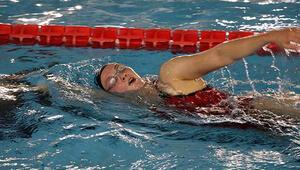Alman yüzücüler olimpiyatlara Erzurum'da hazırlanıyor