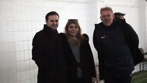 Başkan Berna Gözbaşı yakın takipte Kayserispor, Denizlispor maçına hazır...