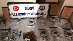 Silopi Adliyesine bombalı saldırı hazırlığı olayında gözaltı sayısı 11e yükseldi