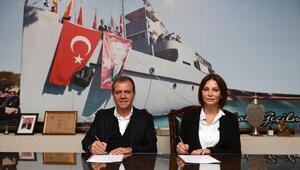 Başkan Seçer, kadın dostu kent taahhütnamesini imzaladı