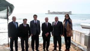 KKTC 3ncü Cumhurbaşkanı Derviş Eroğlu Erdemlide