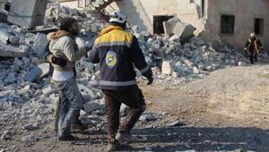 Rejim güçleri Ataribi bombaladı: 2 ölü