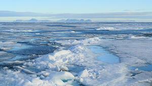 Böylesi daha önce görülmedi Antarktikadaki sıcaklık alarm veriyor
