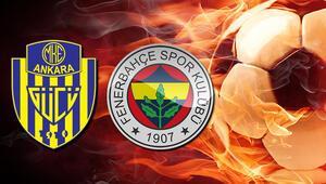 MKE Ankaragücü Fenerbahçe maçı ne zaman saat kaçta ve hangi kanalda