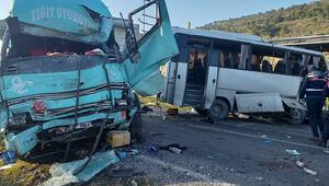 Bergamada 4 kişinin öldüğü kazaya neden olan otomobil sürücüsü tutuklandı