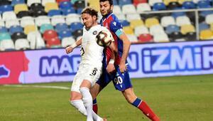 Altınordu 2-2 Osmanlıspor