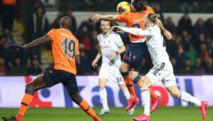 Medipol Başakşehir 1-0 Beşiktaş | Maçın özeti ve golleri