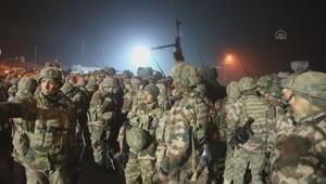 İdlibdeki gözlem noktalarına komando takviyesi