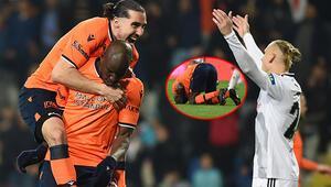 Son Dakika | Başakşehir-Beşiktaş maçına Demba Ba damga vurdu Gol attı ama...