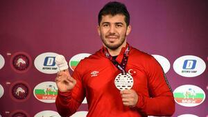 2020 Avrupa Güreş Şampiyonasında Türkiye, takım halinde 5inci oldu