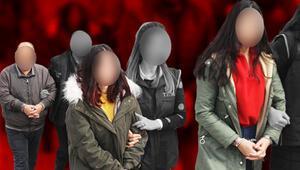 4 aylık takiple yakalandılar Çocukları kandırıp terör örgütü PKKya gönderdiler iddiası