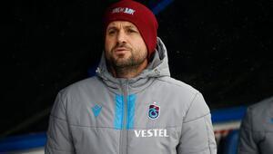 Trabzonsporun liderlik maçı