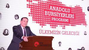Anadolu Bursiyerlerinin sayısı 600ü geçti
