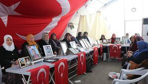 HDP önündeki eylemde 166ncı gün