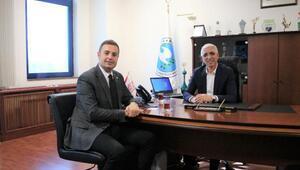 CHP Balıkesir Milletvekili Akından Marmarabirlike ziyaret
