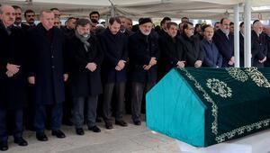Cumhurbaşkanı Recep Tayyip Erdoğan cenaze törenine katıldı