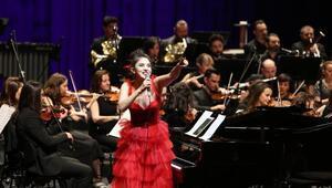 Senfoni orkestrası ve Karsudan özel konser