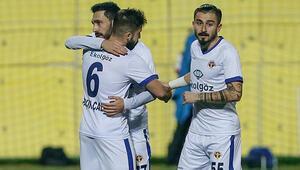 Ekol Göz Menemenspor 3-1 Eskişehirspor