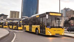 İBB otobüsleri Afrika'ya gitmiyor