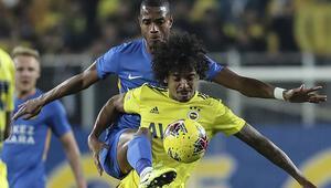 Son Dakika   Fenerbahçede Luiz Gustavo, Galatasaray derbisinde yok