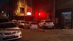 Son dakika haberi: İstanbulda bekçilere saldırı Bıçaklı şahıs dehşet saçtı
