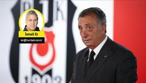 Beşiktaş Başkanı Ahmet Nur Çebi: Tek çıkar yol bağış kampanyası