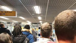 'Brexit'i pasaport kuyruğunda beklemek için mi yaptık'