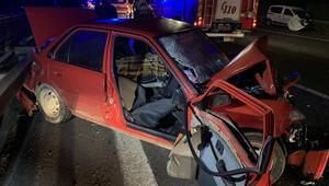 TEM Otoyolunda trafik kazası: 2 ölü