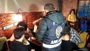 Sevgililer Günü'nde 500 polisle asayiş