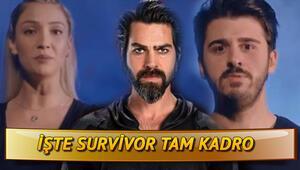 Survivor yarışmacıları kimlerdir