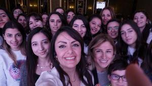 'Türkiyenin Mühendis Kızları' İstanbulda buluştu