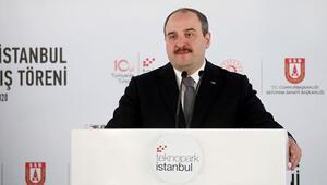 Bakan Varank Teknopark İstanbul 2. Etap Açılış Töreninde konuştu