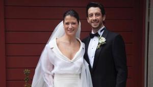 Yılın düğünü Cem Boyner'in kızı Elif Boyner, Cihan Aygerle evlendi