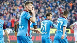 Trabzonspor 2-1 Sivasspor (Maç Özeti)