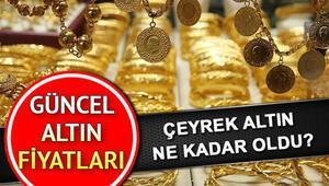 16 Şubat canlı altın fiyatları: Çeyrek ve gram altın pazar günü ne kadar oldu